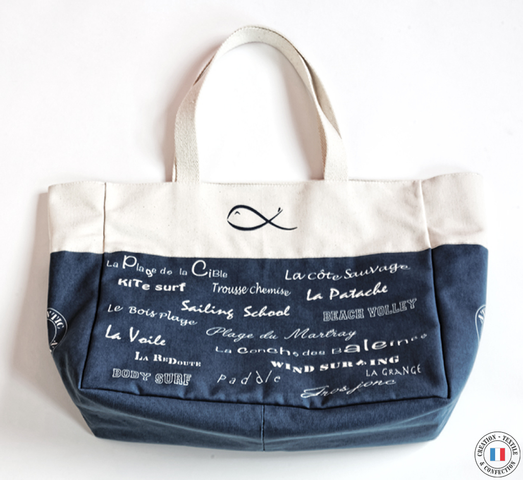 sac de plage ile de ré